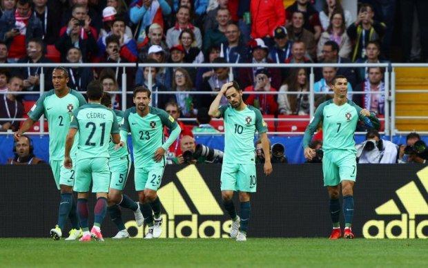 Кубок конфедерацій: Чемпіони Європи здобули першу перемогу на турнірі