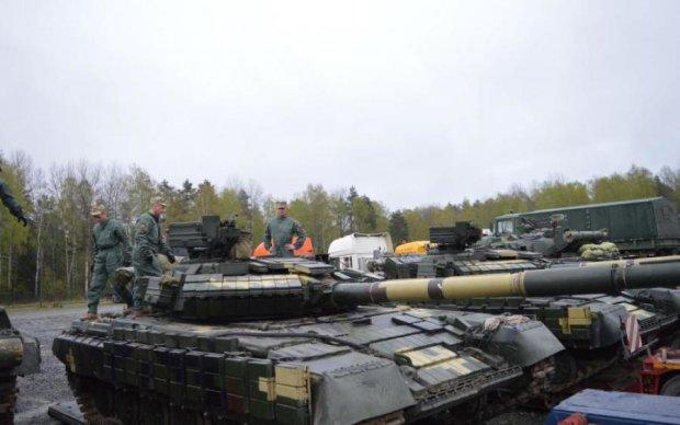 Украина по-особенному подготовилась к танковому биатлону НАТО