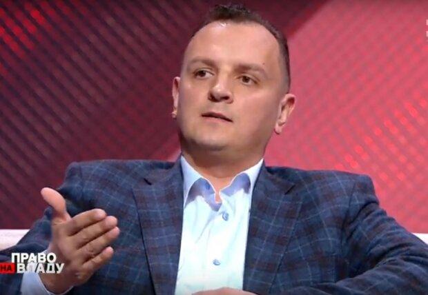 """врач-эпидемиолог Андрей Александрин в программе """"Право на власть"""""""
