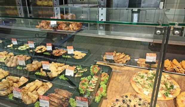 """Кулинария супермаркета """"Арсен"""", фото Google"""