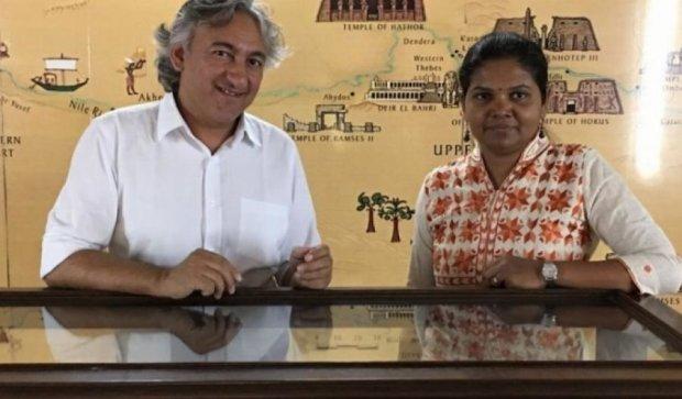 Индийский ученый восстановит мумию дочери фараона