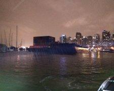 в порту Ванкувера