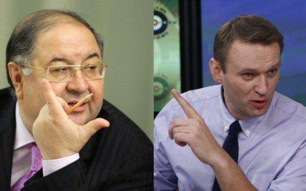 """Російський олігарх судитиметься з Навальним через """"Дімона"""""""