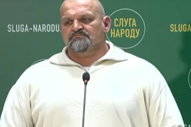 Василь Вірастюк, кадр з відео: YouTube НАШ