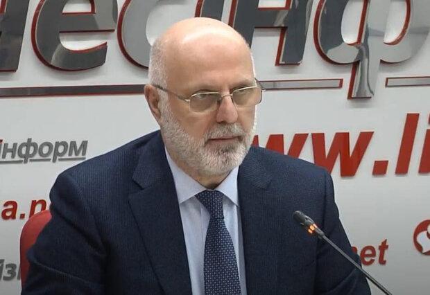Грігол Катамадзе, президент АППУ
