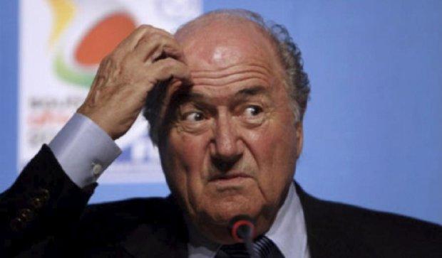 ФИФА против, чтобы Блаттера расспрашивали о коррупции в сенате США