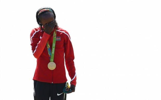 Олімпійська чемпіонка Ріо попалася на допінгу