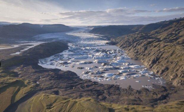 Льодовики Гренландії, фото з відкритих джерел