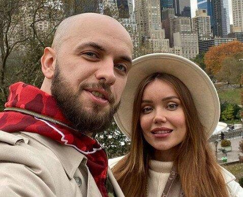 Репер ST і його дружина Ассоль