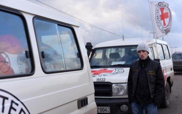 В Красном Кресте рассказали о потерях на Донбассе