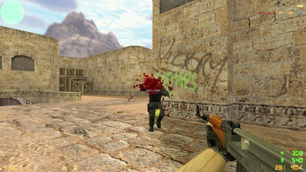 Культовая игра Counter-Strike заражает компьютеры вирусами