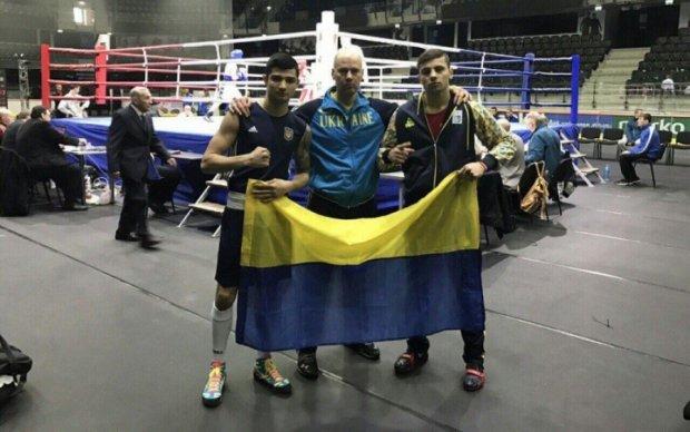 Украинский боксер завоевал золото на международном турнире в Эстонии