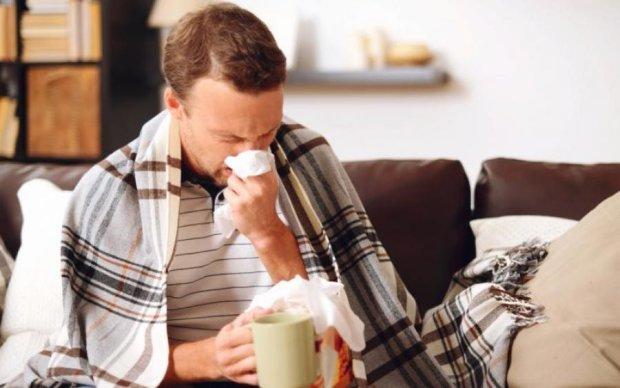 Вчені створили правильні ліки від застуди