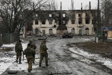 """""""ДНР"""" не збирається відновлювати зруйноване місто"""