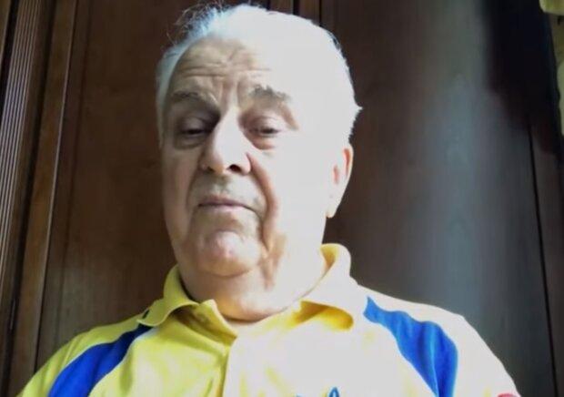Леонід Кравчук, скріншот відео