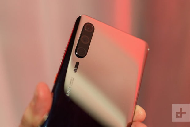 Huawei P30 Pro засвітився на фото за місяць до презентації