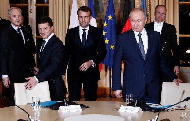 Нормандская встреча, фото: t1.ua