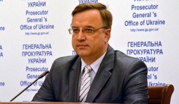Новый замглавы Генпрокуратуры «гол как сокол»