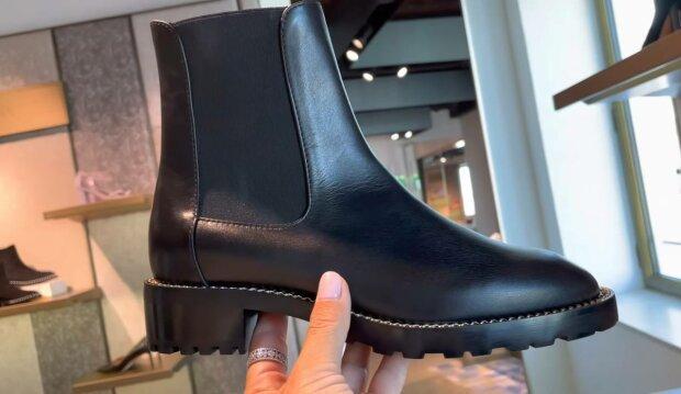 Обувь, фото: скриншот из видео