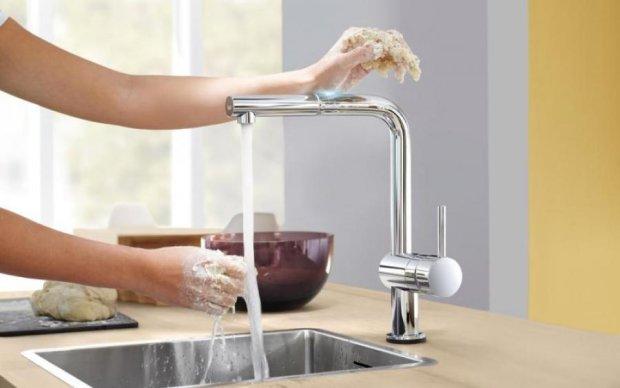 Кухонные смесители: надежная работа, комфорт в использовании