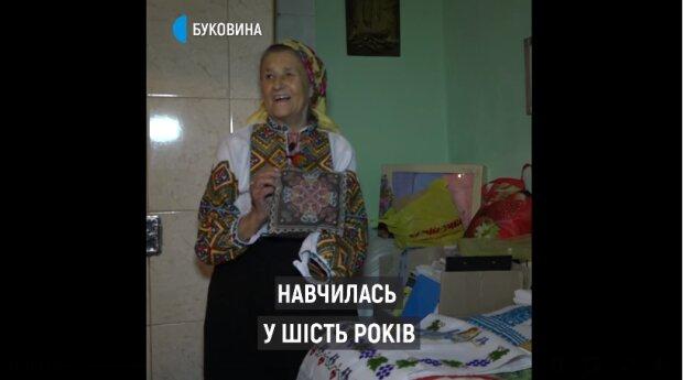 """Буковинка без руки взяла голку і показала залізну волю: """"Шию і люблю"""""""