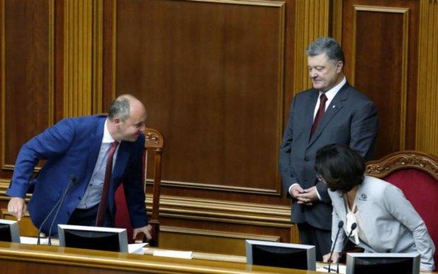Депутати вперше впоралися без Порошенка