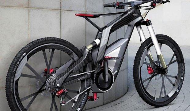 """""""Умное"""" колесо превращает обычный велосипед в электрический (видео)"""