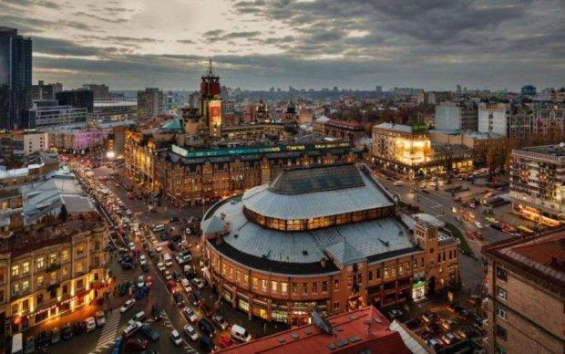 Киев прославился очередным температурным рекордом