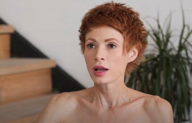 Олена-Христина Лебідь. Фото: скріншот відео.
