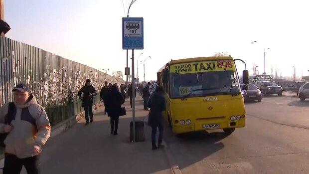 Громадський транспорт для обраних - таємні маршрути карантинного Києва, схема
