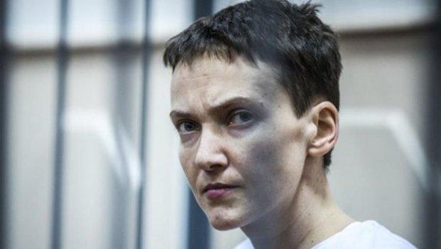 Надія Савченко може впасти у кому будь-якої миті