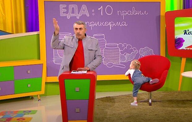 Доктор Комаровский, скриншот: YouTube