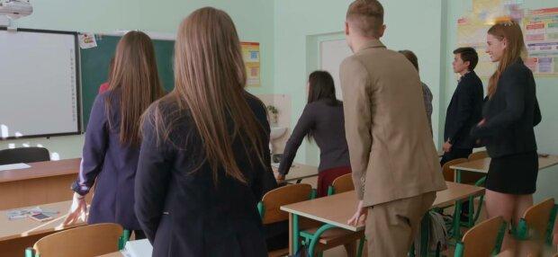 Школа, фото: скриншот из видео
