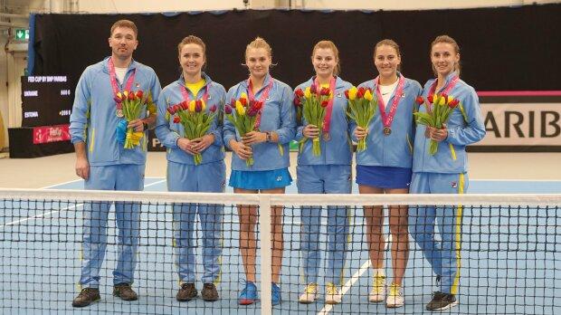 Збірна України з тенісу, twitter.com/OlympicUA