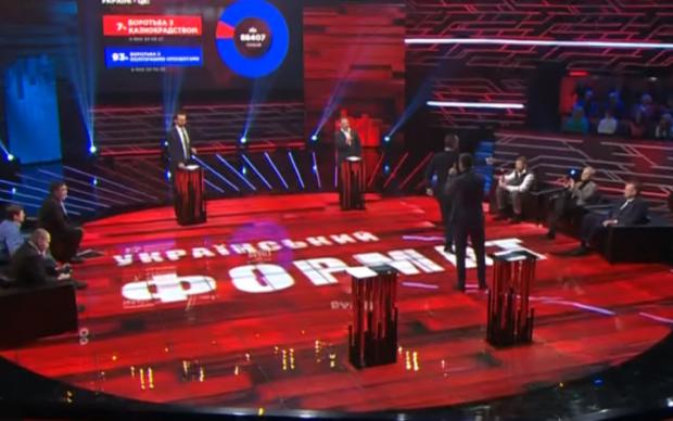 Майдан – держпереворот: депутати влаштували скандал у прямому ефірі