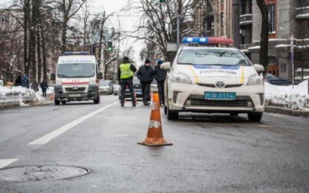 Які там 50 км? У Києві задавили нацгвардійця, який допомагав збитому пішоходові