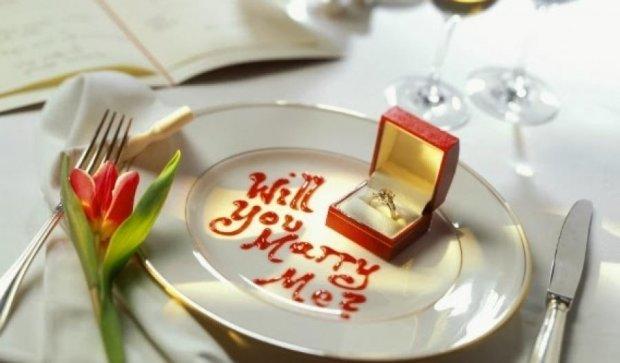ТОП-10 самых романтических предложений руки и сердца (видео)