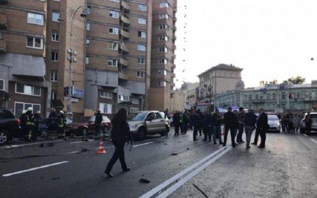 Вибух у центрі Києва: ким виявився загиблий