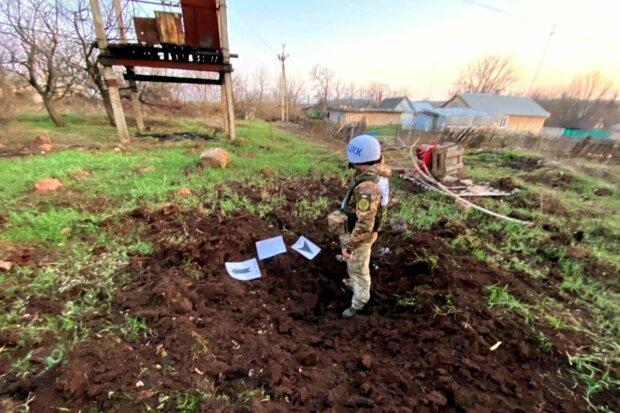 СЦКК на Донбасі, фото штаб ООС