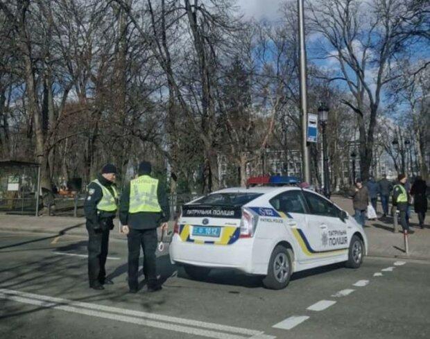 Фото Национальной полиции