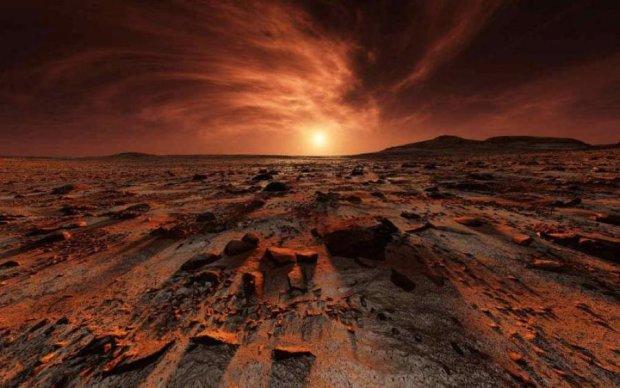 Снег на Марсе: появились новые детали