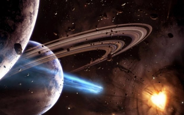 Астрономы обнаружили зарождение близнеца Солнечной системы