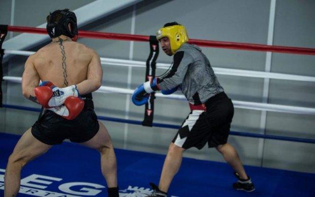Екс-чемпіон світу розповів про спаринг з Макгрегором