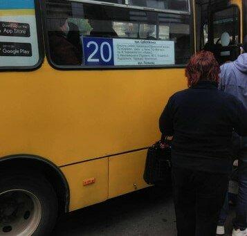 """Львів'яни проїхалися по Садовому через безлад і бруд в транспорті - """"Маршрутки - холопам?!"""""""