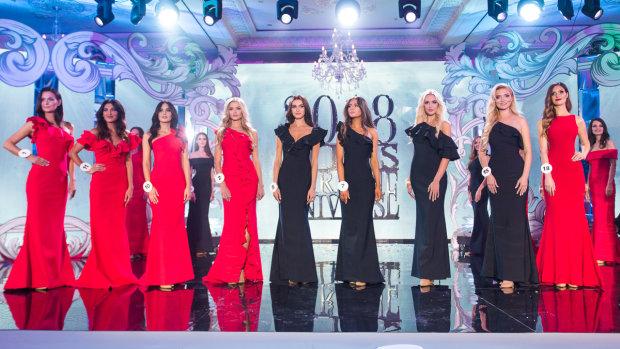 """Комаров ищет новую жену? 6 красавиц из Днепра претендуют на звание """"Мисс Украина 2019"""""""