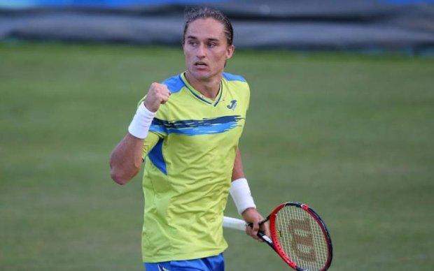 Уимблдон: Украинец Долгополов получил в соперники легендарного теннисиста