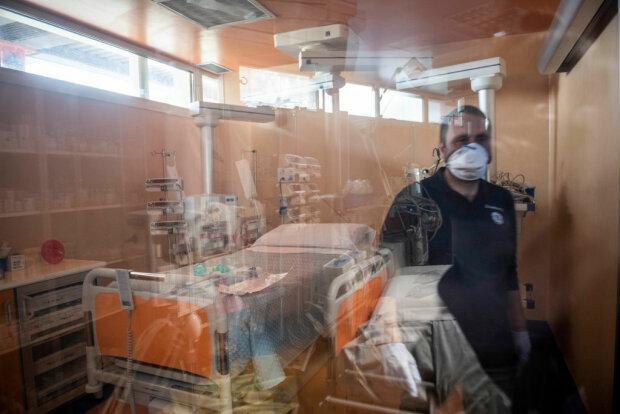коронавирус в Украине, фото: gettyimages