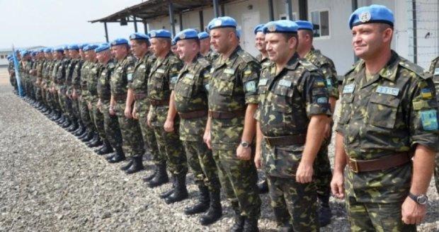 У Ліберію полетіли двісті українських миротворців