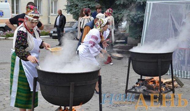 У Борщові провели свято патріотів-борщеманів (фото)