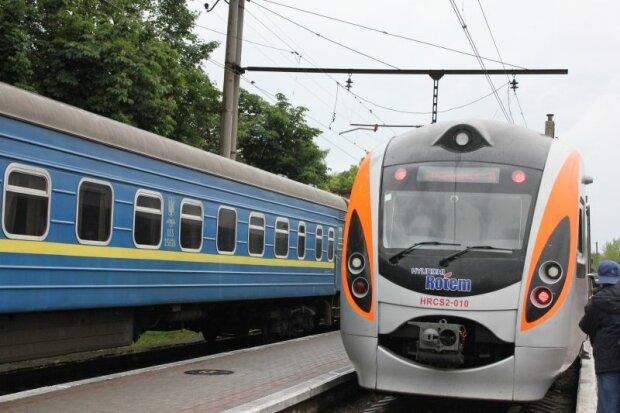 Поезд / фото: Укрзалізниця